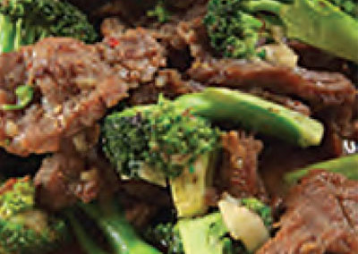 Beef w/Broccoli